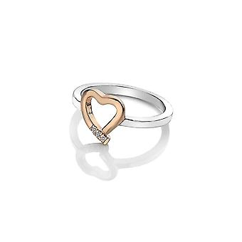 Hot Diamonds Amore Hearts Ring DR195