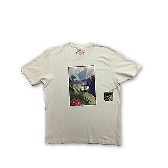 Agave Lux 'Baja Trip t-shirt in white