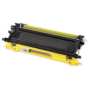 eReplacements Premium Toner Cartridge For Brother TN210Y