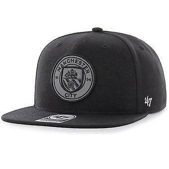 Manchester City FC Unisex Adultos 47 Reflexivo Capitão Cap