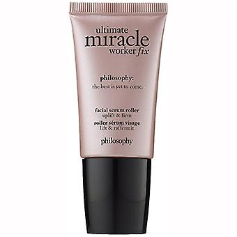 Philosophy Ultimate Miracle Worker Fix Facial Serum Roller 1oz / 30ml