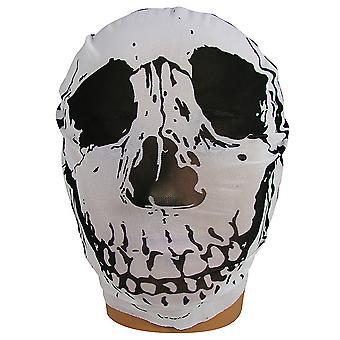 Bristol Novelty Unisex Adults Skull Skin Mask