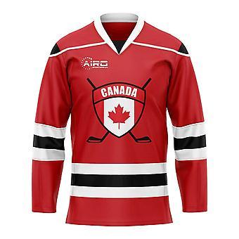 Canada Home jääkiekko paita