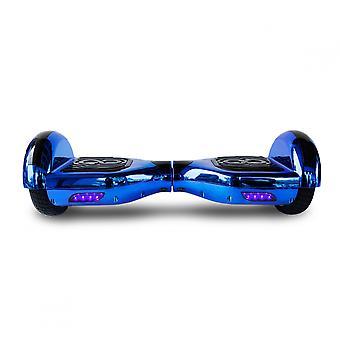 Hoverboard Skateflash Start Metal Blue