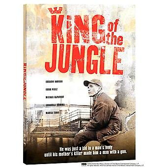 King of the Jungle 2000 DVD NEW