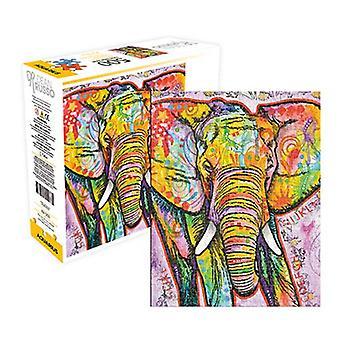Dean russo - elephant 500pc aquarius select puzzle