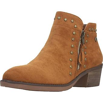 Xti Booties 49473x Color Camel