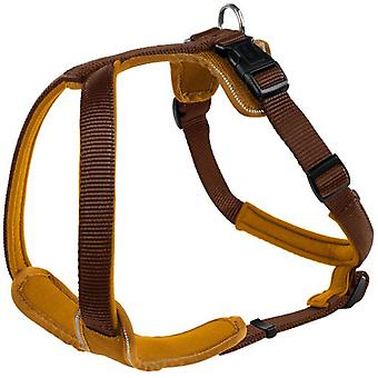 Hunter Harness Neopren Brown and Candy (Dogs , Collars, Leads and Harnesses , Harnesses)