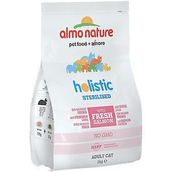 Almo nature Cat Functional Dry Sterilised (Koty , Pokarm dla kota , Sucha karma)
