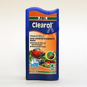 JBL CLEAROL (Peces , Tratamiento y mantenimiento , Mantenimiento del agua)