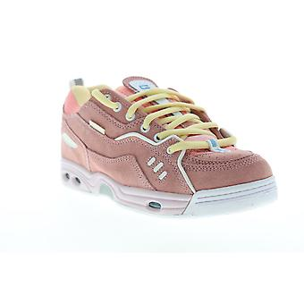 Globe CT IV Classic  Mens Pink Suede Lace Up Athletic Skate Shoes