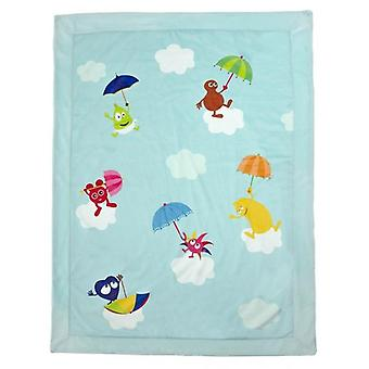 Babblarna Baby blanket, Clouds
