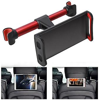 Universal clip 360 degree rotation car headrest holder stand for mobile phone tablet ipad