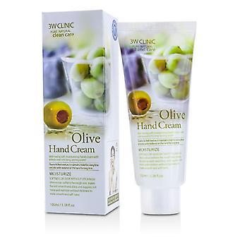 Käsivoide - oliivi - 100ml/3.38 oz