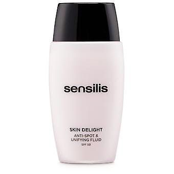 Sensilis Anti-stain treatment and Fluid Unification Skin Delight 50 ml