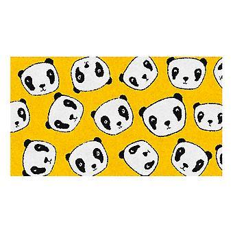 Kids Rug - Panda - Washable - 65 x 115 cm