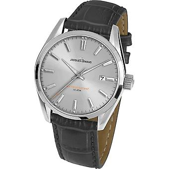 Jacques Lemans - Wristwatch - Men - Derby - Classic - 1-1859I