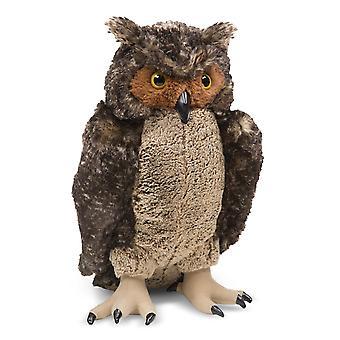 Melissa & Doug Giant Owl Plush