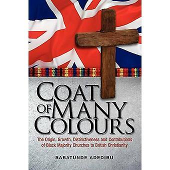 Coat of Many Colours by Adedibu & Babatunde