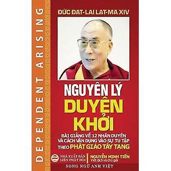 Nguyn l duyn khi song ng Anh Vit Bn in nm 2017 by Lama XIV & Dalai