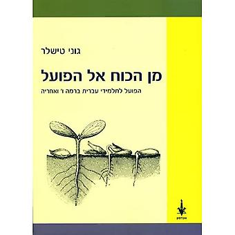 Hebrew Verbs: From Theory to Practice