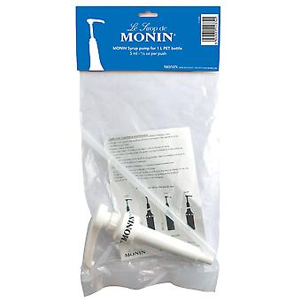 Monin 5ml Pump for 1Litre Plastic Bottle