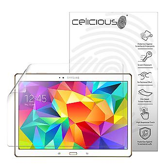 Celicious Vivid Plus Mild Anti-Glare Screen Protector Film Compatible with Samsung Galaxy Tab S 10.5 [Pack of 2]