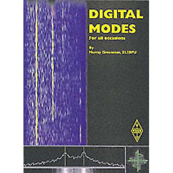 Digital Modes for All Occasions by Murray Greenman - 9781872309828 Bo