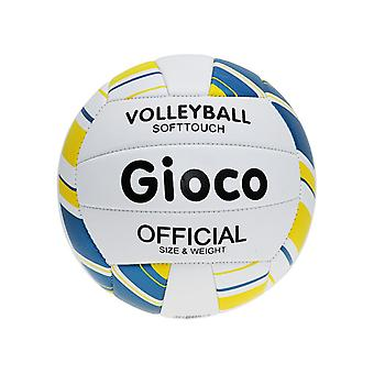 Gioco Softtouch Volleyball Ball White/Yellow/Blue