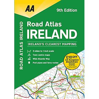 Road Atlas Irland