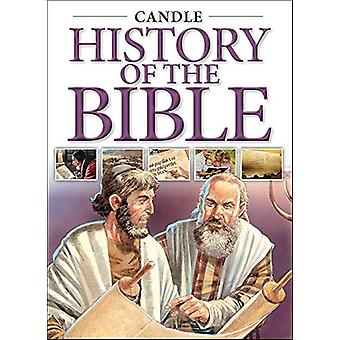 Candle History of the Bible by Tim Dowley - 9781781283165 Book