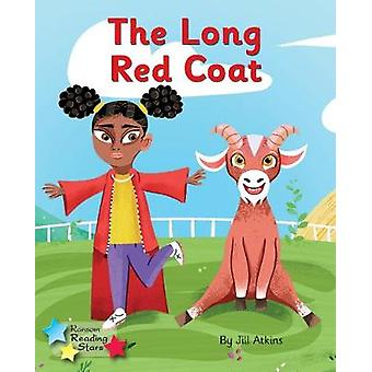 The Long Red Coat - Phonics Phase 3 - 9781785918896 Book