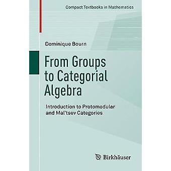 From Groups to Categorial Algebra - Introduction to Protomodular and M