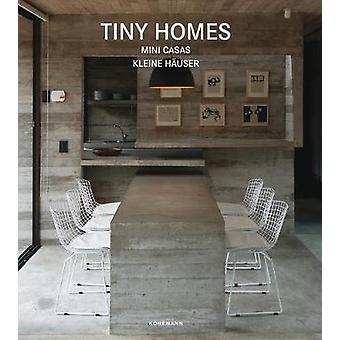 Tiny Homes by Claudia Martinez Alonso - 9783741921056 Book