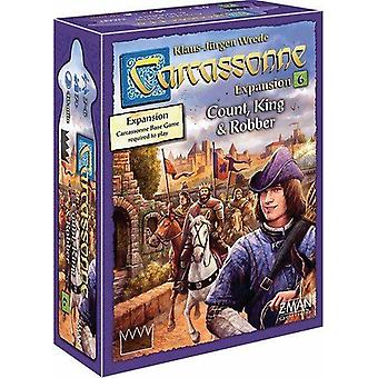 Carcassonne Expansion Pack 6 - Count King and Robber