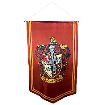 Bannière en satin Harry Potter Gryffindor