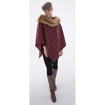 George & Dotty Womens/Ladies Henrietta Cape