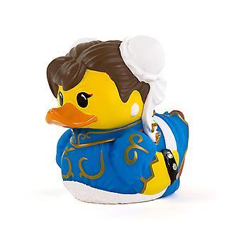 Street Fighter Chun Li TUBBZ Collectible Duck