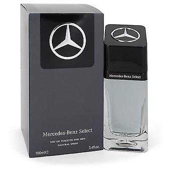 Mercedes Benz Select Eau De Toilette Spray By Mercedes Benz 3.4 oz Eau De Toilette Spray