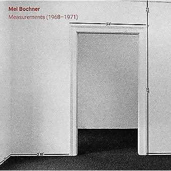 Mel Bochner - Measurements (1968-1971) by Mel Bochner - 9780944521908