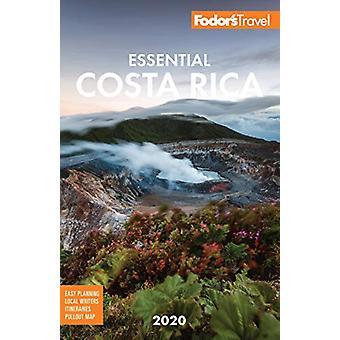 Fodor's Essential Costa Rica 2020 av Fodor's Reiseguider - 97816409