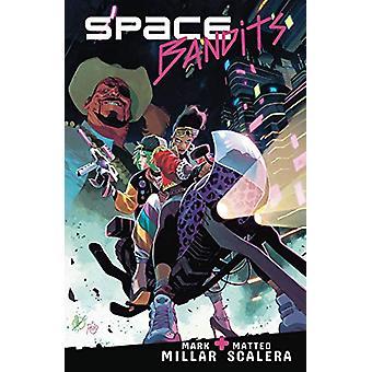 Space Bandits av Mark Millar - 9781534315013 Bok