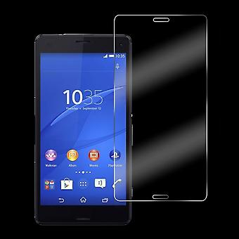 Tempered Glass Screen Protector Cover Guard for Sony Xperia Z4