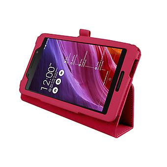 Magnetic PU Leather Case Cover for Asus FonePad FE375CG 7