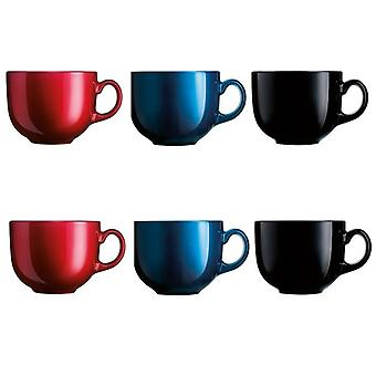 Lot de tasses Luminarc Flashy 0,5 L (6 pcs)