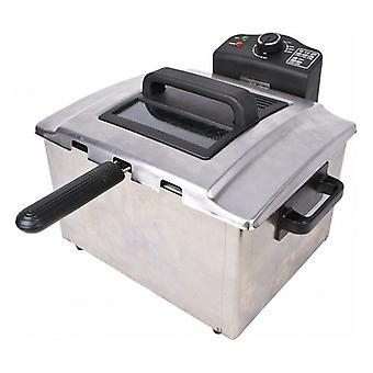 Deep-fat Fryer COMELEC FR5001 5 L 1600W Stainless steel