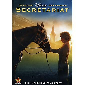 Secretariat [DVD] USA import