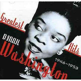 Dinah Washington - Greatest Hits: 1946-53 [CD] USA import
