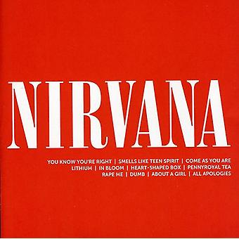 Nirvana - ikonen [CD] USA import
