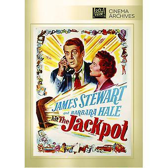 Jackpot [DVD] USA import